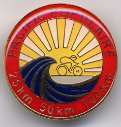 Pacific Populaire 2007 Pin