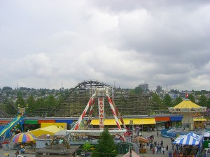 Playland at PNE