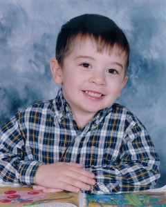Aidan's 2008 Preschool Photo
