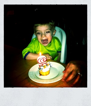 Happy Birthday Quinlan! October 2010