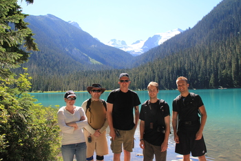 Joffre Lakes, August 2010