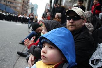 Vancouver Santa Claus parade, 2010